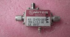 MITEQ CD-4753-38978 4.7-5.3GHz 20dB SMA Two-way coupler with detector