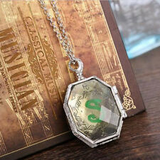 Jewelry Harry Potter Alloy Locket Horcrux Fans Pendant Necklace Accessories