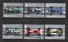 GB 2007 MNH SG2744-2749 GRAND PRIX RACING CARS SET OF 6