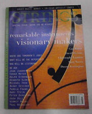 Strings Magazine 10th Anniversary Issue July 1996
