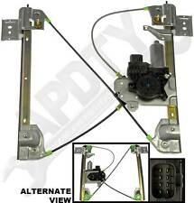 APDTY 852183 Window Motor Regulator Assembly Middle Midgate 04-05 GMC Envoy XUV