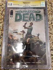 Walking Dead #1 Wizard World St. Louis Edition CGC SS 9.8 Signed by Suydam