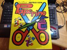 Disney - Cofanetto Fatelo con Topolino Paperino 1977