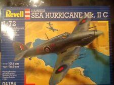 1/72 Revell Hawker Sea Hurricane Mk. IIc; 04184; 1999; OOP.