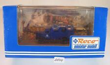 Roco 1/87 No.1669 Opel Blitz Funkkoffer THW 50 Jahre THW  OVP #1104