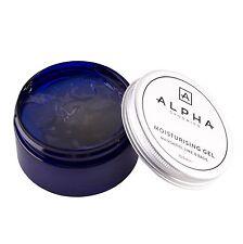 Alpha Grooming Mens Moisturising Gel - Mandarin, Lime & Basil 100ml