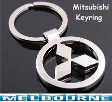 Mitsubishi KeyRing KeyChain LANCER RALLIART ASX OUTLANDER PAJERO TRITON FTO Gift