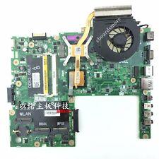 Dell Studio 1555 motherboard,intel GM45,include heatsink,replace ATI video chip