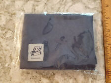 Club Nintendo Reversible Drawstring Mario Pouch (Blue/Gray), can fit 3DS