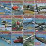 Flugzeug Classic Magazin-Luftfahrt-Jet-Turbienen-Propeller-Jahrgang 2015-2016