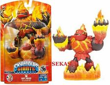 Skylanders Giants HOT HEAD Large Figure Card Web Code 2012 NEW