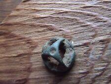 Celtic Gran Bretagna. Bronzo pugnale pomo. un oggetto molto RARA. condizione di Nizza.