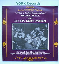 HENRY HALL - What A Perfect Combination - Ex Con LP Record Saville SVL 178