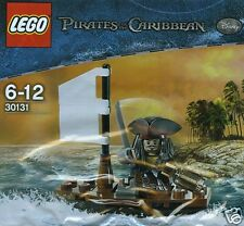 LEGO Pirates of the Caribbean Jack Sparrow 30131 Fluch der Karibik Promo!