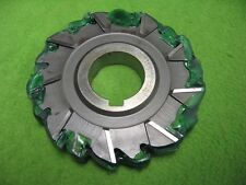 Staggered Side Milling Cutter 3-15/16 x 9/16 x 1-1/4