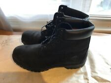 Black Timberland Boots Men's Size 16 New Without Box