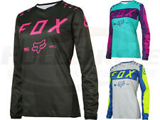6746976c496 Fox Racing Women s 180 Race Motocross Riding Jersey Pink Purple Grey ATV MX   17