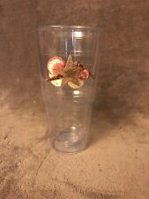 1 24 oz Star Fish / Sea Shell Design Tervis Tumbler Insulated