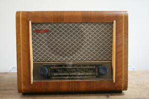 PYE P75 Vintage Valve Radio