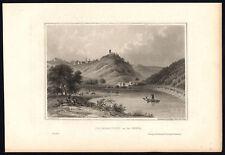 Antique Print-WESTPHALIA-WETTER-RUHR-VOLMARSTEIN-GERMANY-Schucking-Mayer-1872
