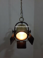 VINTAGE FIXTURE  HALLWAY CEILING PENDENT HANGING LIGHT HOME DECOR LAMP