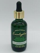 Bath Body Works Aromatherapy EUCALYPTUS 3 in 1 Oil 1.5 fl oz