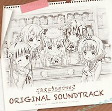 [CD] Is the Order a Rabbit? Original Sound Track NEW from Japan