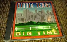 Big Time by Little Texas (CD, May-1993, Warner Bros.)