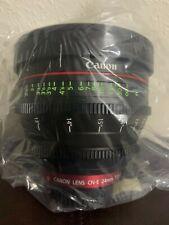 Canon CN-E 24mm T1.5 L F CINEMA