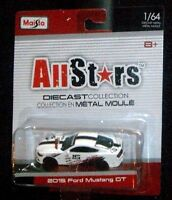 Maisto ALL STARS 2015 Ford Mustang GT 1/64 Diecast Collection Series 14
