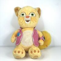 "Disney Store Special Agent Oso Dotty Plush Soft Toy 17"" Exclusive Rare Cat"