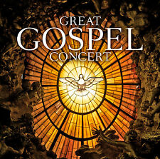 CD Great Gospel Concert d'Artistes divers 2CDs