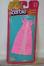 Barbie Bargain Fashions Outfit Clothes NOS on Card 3443 Pink Dress