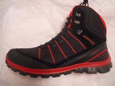 Polo Ralph Lauren Men's Hillingdon Boots Black Red Size 13 D *new w/ box*