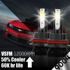 XENTEC LED HID Headlight Conversion kit 9004 HB1 6000K 1988-1991 Pontiac Optima
