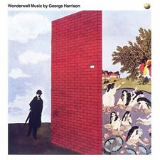 George Harrison - Wonderwall Music (2014 Remaster) Bonus Tracks - OOP