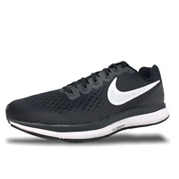 Nike Air Zoom Pegasus 34 Mens Running Shoes Black/White-Dark Grey 880555 001 NEW