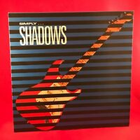 THE SHADOWS Simply Shadows 1987 UK VINYL LP EXCELLENT CONDITION best of
