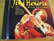 JIMI HENDRIX AND FRIENDS RED HOUSE CD MINT-