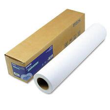 """Epson Enhanced Matte Inkjet Paper (24"""" x 100' Roll) #S041595"""