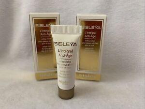 Sisley Sisleya Day And Night Cream Extra Rich 2x4ml Luxus Pflege Reisegröße