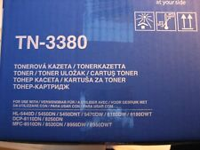 ORIGINAL TONER TN-3380  BROTHER HL-5470 DCP-8250 MFC-8950 HL-5450 DN 6180DWT