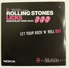 The Rolling Stones Let Your Rock 'N' Roll Out Cd-sgl promocional