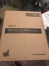 HOT TOYS 1/6 MICHAEL JACKSON DX03 BAD VERSION MASTERPIECE DELUXE ACTION FIGURE