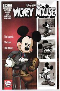Walt Disney's Mickey Mouse #1 (06/15) IDW Comics Legacy #310 Subscription Varian
