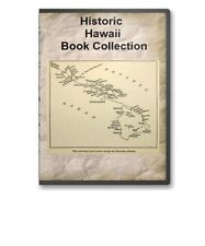 39 Old Hawaii State County Family Tree History Pioneer Genealogy Books - B337