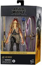 "Star Wars Black Series Jar Jar Binks Action Figure 6"" Gungan **IN STOCK"
