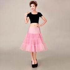 "Vintage Petticoat 26"" Crinoline Underskirt Fancy Skirt Slips 50s Tutu Underdress"