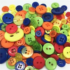 Jesse James Buttons ~ Dress It Up  1,000+  COLORFUL  ROUND SEWING BUTTONS CRAFTS