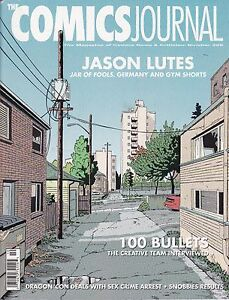 THE COMICS JOURNAL NUMBER 228 NOV 2000 CARL BARKS REMEMBERED JASON LUTES